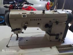 Máquina Singer 3 pontinho industrial