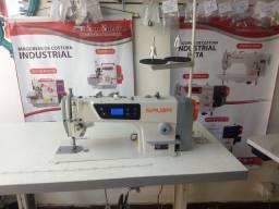 Máquina reta industrial Siruba