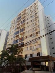 Apartamento mobiliado para aluguel 3 quartos com garagem bem localizado no Centro