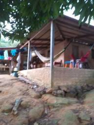 Casa na comunidade Bueru