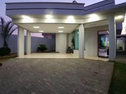 Casa alto padrao com piscina a venda no bairro turista 2 em caldas novas - Oportunidade