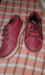 Sapatos infantil de menino