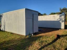 Container escritório 6m × 2,40m