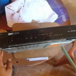 Vendo aparelho plus com HD de 1 tera