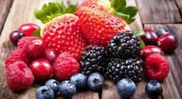 Distribuidora de frutas congelada e morango fresco