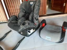2 Cadeirinhas para Carro Reclinavel - Burigotto