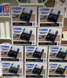 Impressora térmica via Bluetooth 58mm