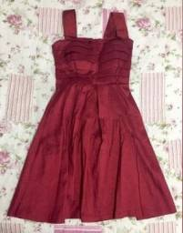 Vestido de Festa Cariátides Vermelho P