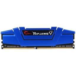 Memória G.Skill Ripjaws V DDR4 2400MHZ 8GB Cor Azul