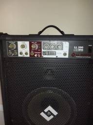 Caixa de som multiuso amplificada LL 200