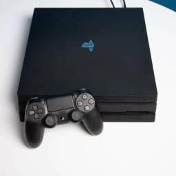 PS4 PRO 4k 1 Tb - O MAIS NOVO DA OLX (aceito troca)