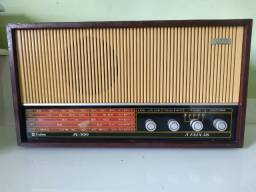 Rádio Frahm 5 Faixas Modelo PL 500 anos 60 Made In Brasil-RS