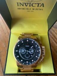 Relógio INVICTA 100% ORIGINAL - EDICAO LIMITADA