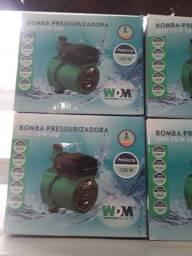 BOMBA PRESSURIZADORA WDM 127 OU 220V