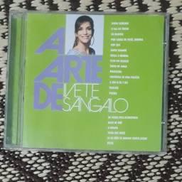 CD A Arte de Ivete Sangalo