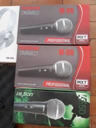 Loja Kim ( microfones e headphone)