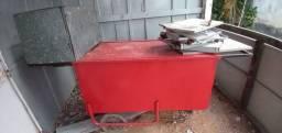 Vendo 500 carrinho para churrasco