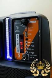 Caixa de som kimiso-2805 2000watts