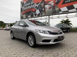 Honda Civic 1.8 LXS Automatico 2014 Super Economico!!!