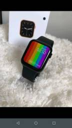 Smartwatch W26 faz e recebe chamadas