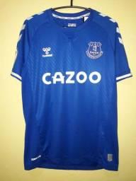 Camisa do Everton 2020 #19 James Tamanho M
