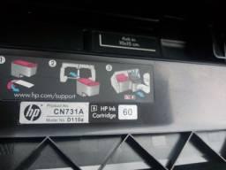 2 impressoras Hp modelos D110a e C4680