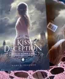 Troco livro ?The kiss of decepcion? da DarkSide.