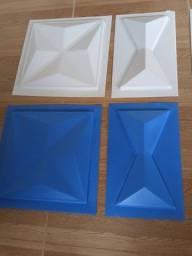 Forma para gesso 3D