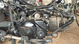 Motor crypton 115cc 2014