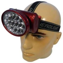 (WhatsApp) lanterna de cabeça 9led pa-2000