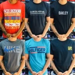 Camisetas Luxo Primeira Linha