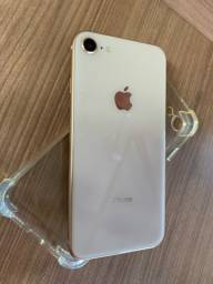 iPhone 8 64gb gold bateria 87% !!!!