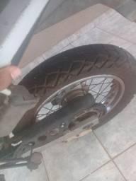 Moto briz. 160