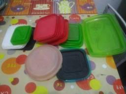 Tampas de Plásticos