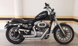 Título do anúncio: Harley Davidson Sportster XL 883 ano 2005/2006