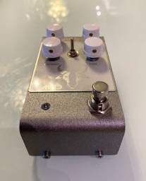 Pedal Guitartech Mad Bull Overdrive Distortion