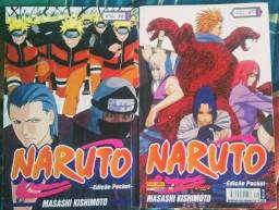 Mangás Naruto Pocket
