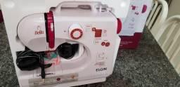 Máquina de Costura Elgin Bella* Nova na caixa.