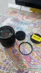 Lente 18-200 sigma para Nikon