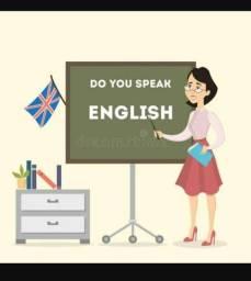 Título do anúncio: Professora de inglês - Inicio imediato