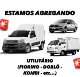 Agregamos veículos Utilitários