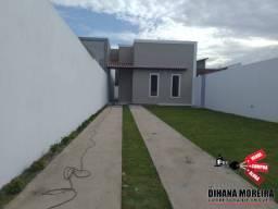 Casa nova nas Maleitas com 3 quartos 6,5x35