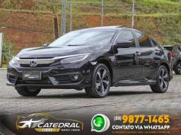 Honda Civic Sedan TOURING 1.5 Turbo 16V Aut.4p 2017 *Impecável* Novíssimo* IPVA PAGO