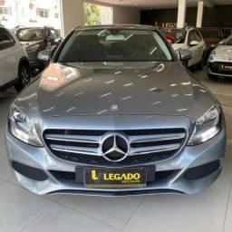 Mercedes-Benz Classe C C 180 1.6 FlexFuel
