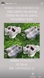 Tênis Nike zoom pegasus modelo 34