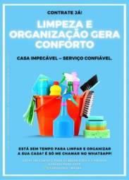 SERVIÇO DE LIMPEZA  - CONTRATE JÁ!