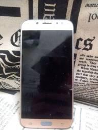 Samsung Galaxy J7 Pro Tela Quebrada