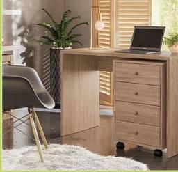 Escrivania presence + gaveteiro