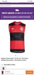 Título do anúncio: Regata Flamengo G 2021 100,00