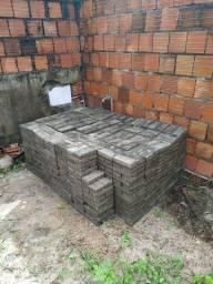 Blocos de cimento / bloquete pisos